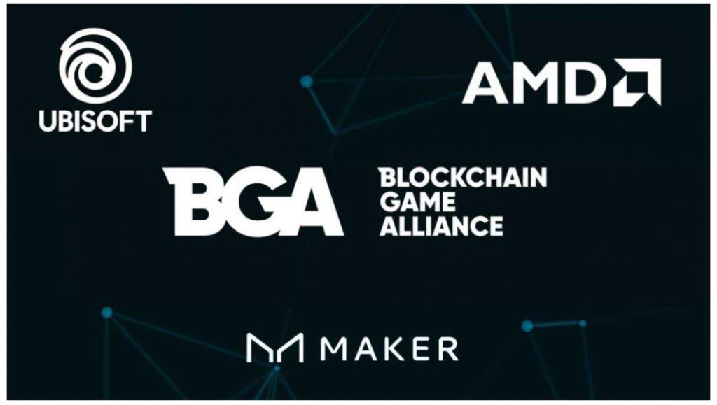 Blockchain Game Alliance(BGA)がMakerDAO、Ubisoft、AMD、Animocaブランドの同盟への復帰を発表