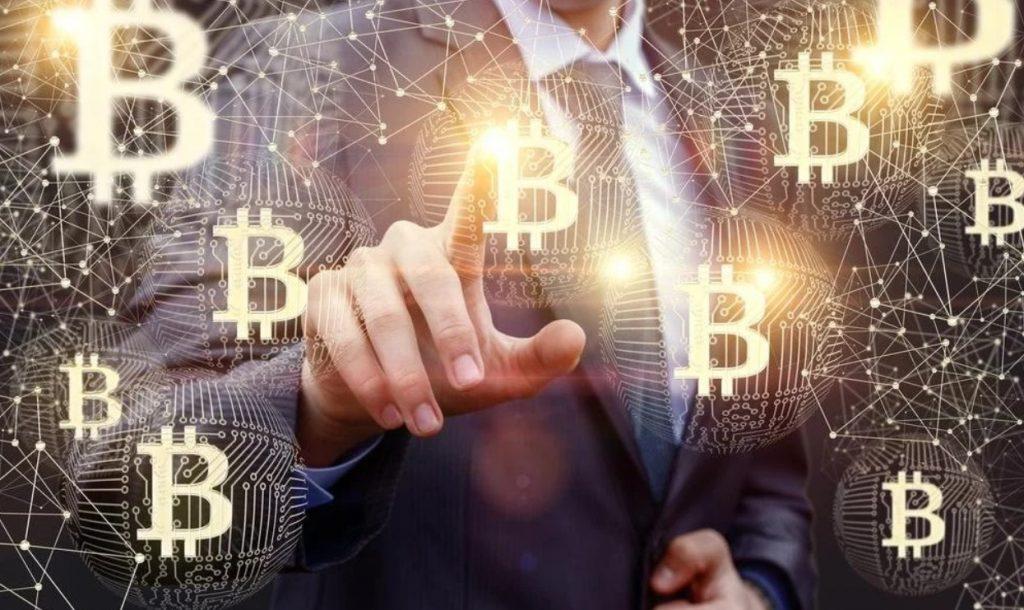 暗号の採用:ドイツ銀行がビットコイン画像をツイート