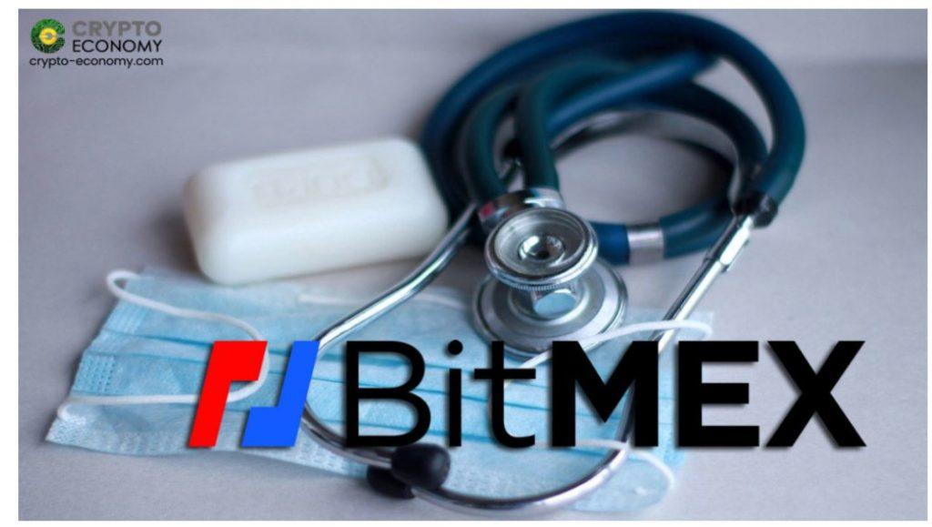 BitMEXオペレーターがCOVID-19対応基金を発表し、異なる組織に250万ドルを供与