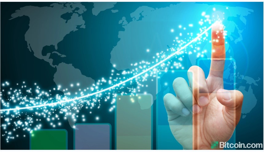 9か国が暗号通貨の関心を大幅に増える!