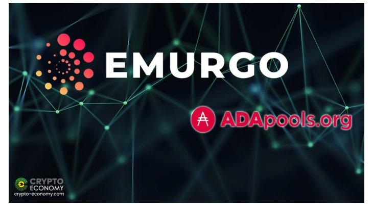 EmurgoはADApools.orgをYoroi Walletに統合し、ADAユーザーに透明なステーキングデータを提供しています