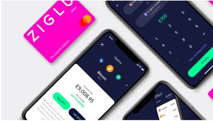 Ziglu Bankがフィアットと暗号通貨のP2P支払いを開始
