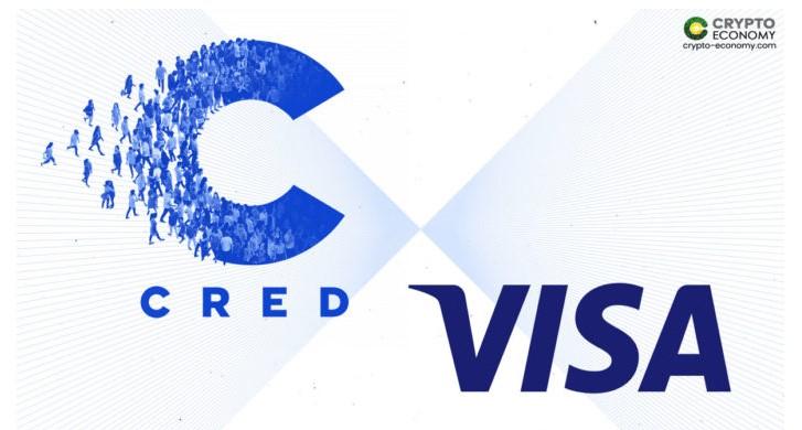 米国のデジタルアセットレンディングプラットフォームCredがVisa Fintech Fast Track Programに参加