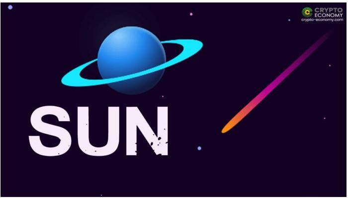 TRON 'SUNのジェネシスマイニングが終わり、9月16日から公式マイニングが始まります