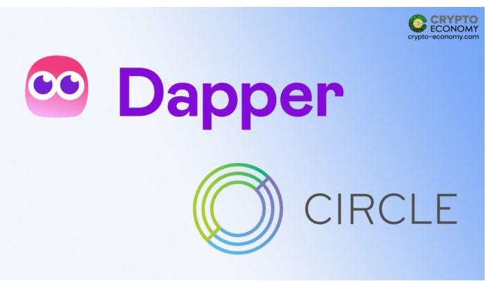 Dapper LabsとCircleの新しいパートナーシップにより、ファンはクレジットカードとデビットカードでデジタル収集品を売買できるようになりました