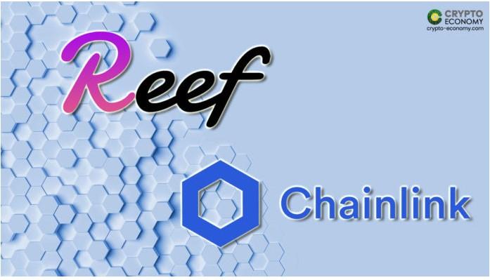 Reefは、ChainlinkをクロスチェーンのDeFiプラットフォームに統合