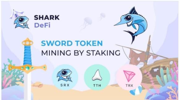 SharkTron-完全な自律性を意味するDeFiプロジェクト