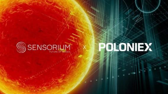 PoloniexがSENSOをSensoriumGalaxyのワールドクラスのアーティストとのパートナーシップが加速するものとして挙げています