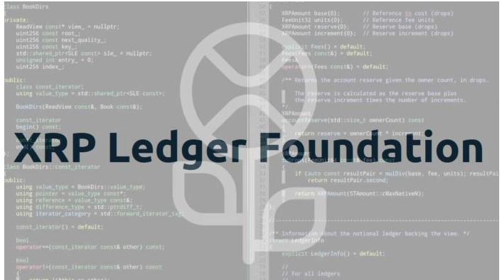 XRP Ledger FoundationGitHubリポジトリに提出された最初のプロジェクト