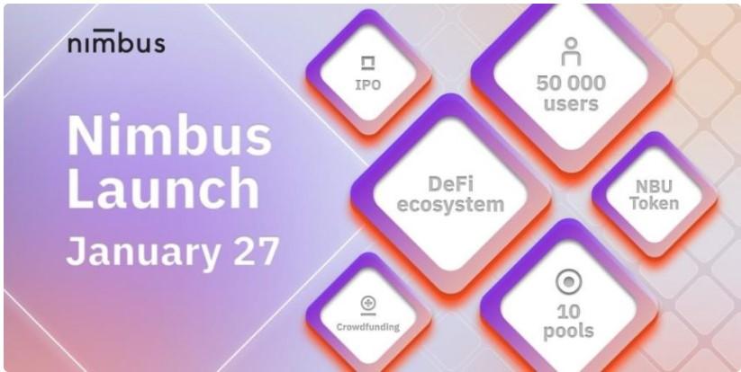 Nimbus FintechプラットフォームはDeFiで次に大きくなるものです!