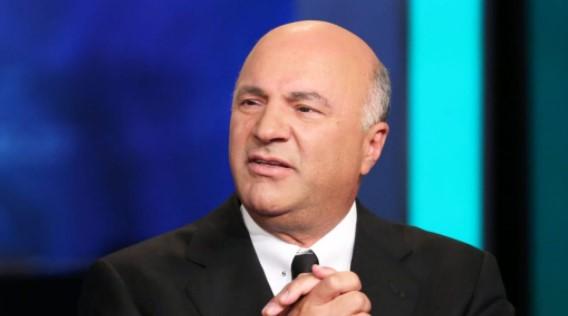 SharkTankのKevinO'Learyがビットコインのスタンスを逆転させ、彼のポートフォリオの3%を投資します。