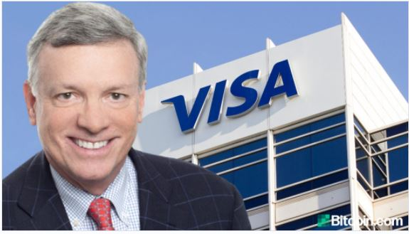 Visaは暗号通貨が「非常に主流」になることを期待しています—7000万の店舗でビットコインの使用を許可するために取り組んでいます