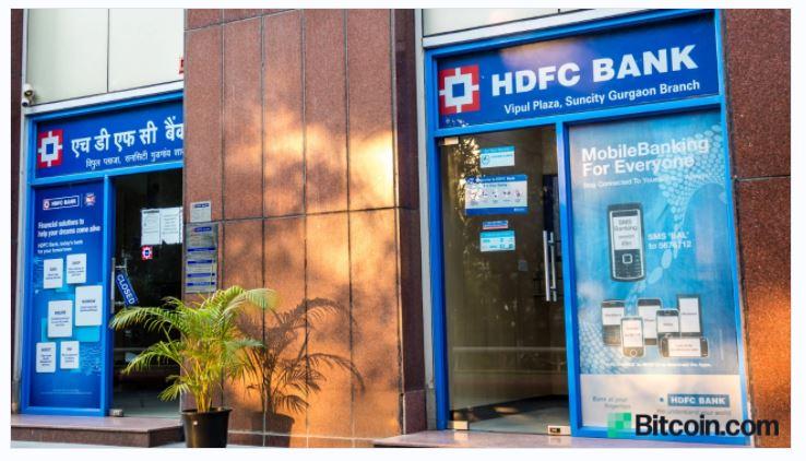 インドの大手銀行 HDFC は、「インドの投資家が仮想通貨プレイに合法的にアクセスできるようになるのは時間の問題だ」と述べている