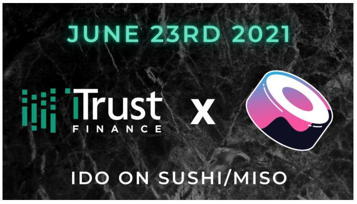 SushiSwap の MISO Launchpad で IDO を実行する iTrust