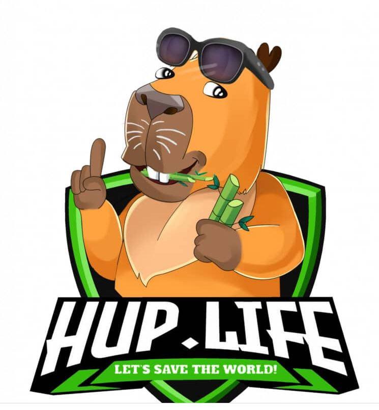 HUP.MARKET、デジタルアーティストとコレクターのための最初の著作権対応プラットフォームがまもなく発売