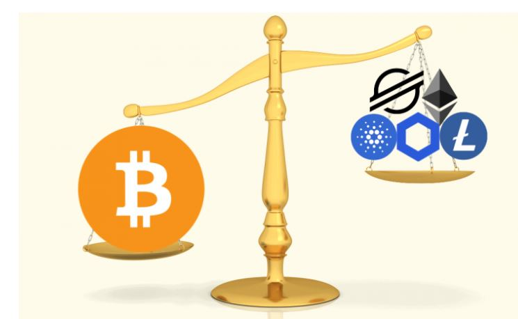 BTCの優位性によると、Altcoinsの別の波が上がる可能性が高い理由