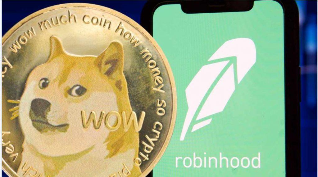 Dogecoin Tradingがロビンフッドで急上昇:DOGEは第2四半期の暗号収益の62%を占めています
