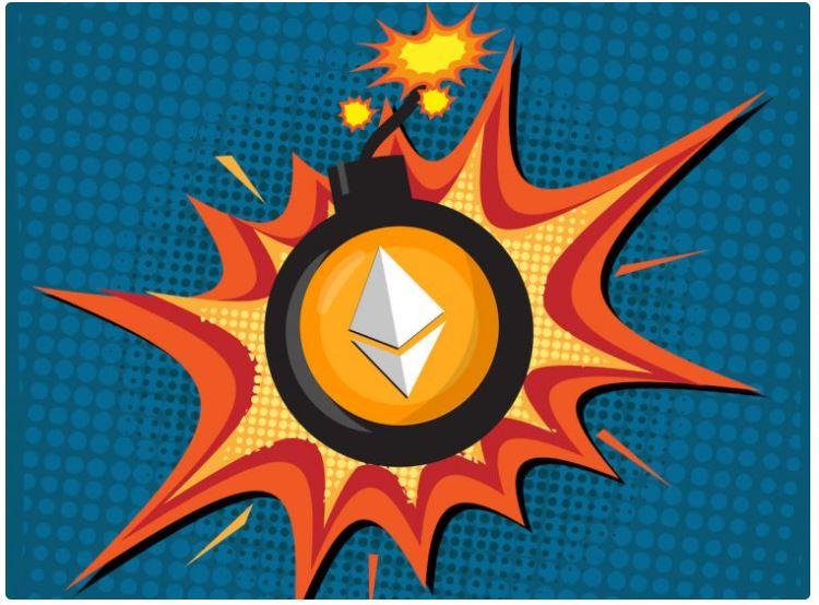 市場の優位性に応じて爆発するイーサリアム、暗号アナリスト