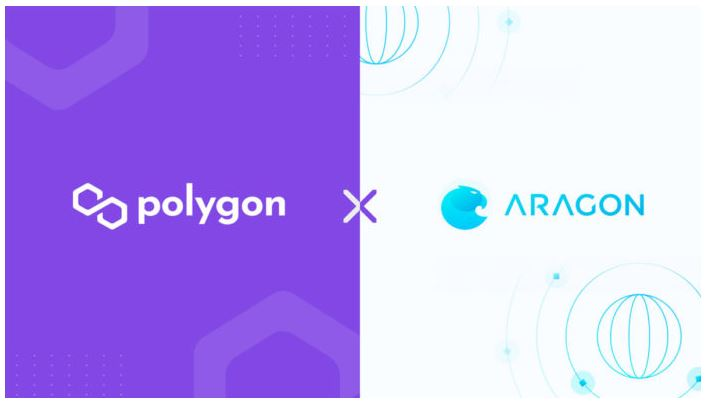 DAO中心のプロジェクトであるAragonがPolygonに実装されました