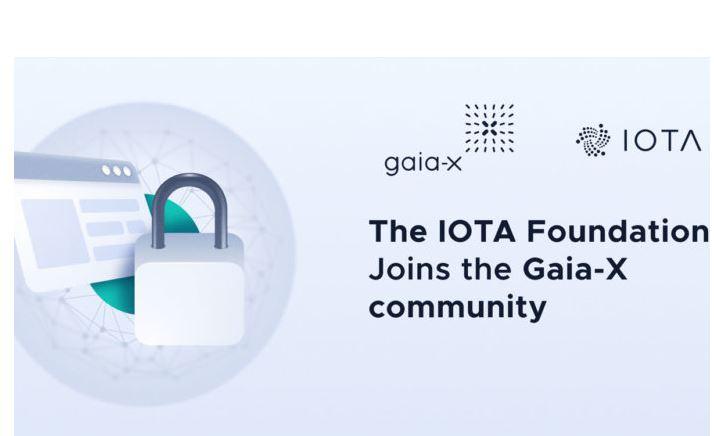 IOTAFoundationはGaia-Xコミュニティのメンバーになりました