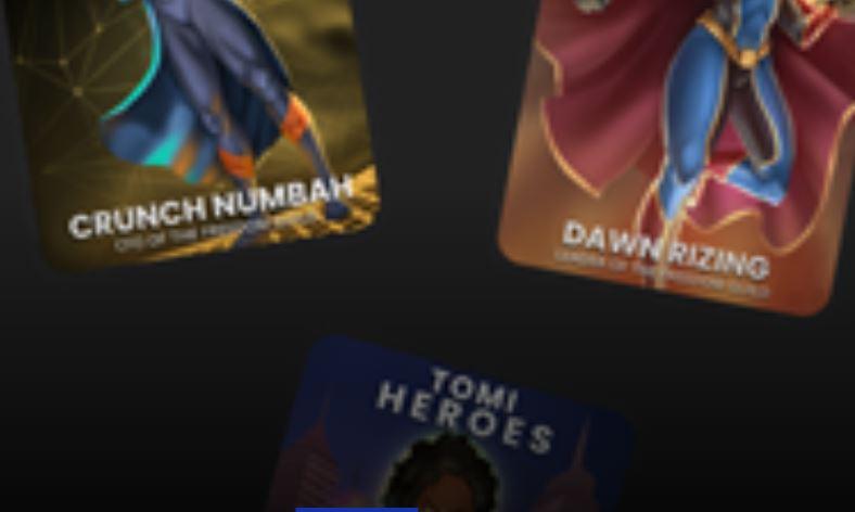Tomi HeroesのNFT販売量は135万ドルを超えて爆発し、TOMI販売の大きなROIの可能性があります