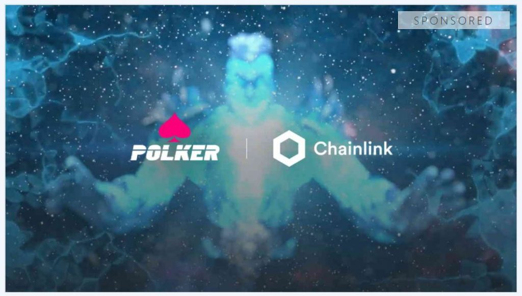 Polker社は、チェーンリンクの価格フィードをマルチクリプトマーケットプレイスに統合しています。